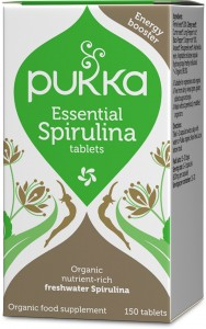 Essential Spirulina 150 tablets