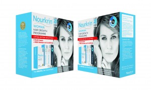 Nourkrin_Value Pack_Shampoo_Conditioner_Woman_Left-Right_CMYK